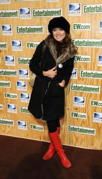 Olivia Wilde at the Entertainment Weeklys Sundance Party.