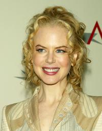 Nicole Kidman at the AFI's 2003 Awards Luncheon.