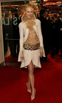 Nicole Kidman at the UK premiere of