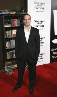 Tony Hale at the premiere of