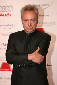Udo Kier at the German film ball.