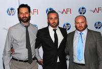 Emile Sherman, Iain Canning and Gareth Unwin at the Eleventh Annual AFI Awards.