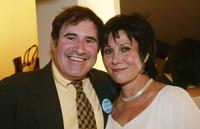 Richard Kind and Michelle Lee at the book party for