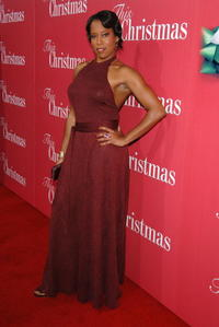Regina King at the Hollywood premiere of