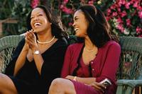 Regina King and Sharon Leal in