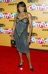 Regina King at the 2005 BET Comedy Icon Awards.