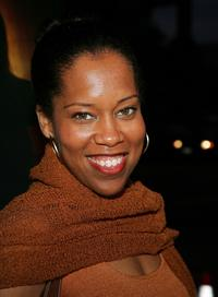 Regina King at the premiere of