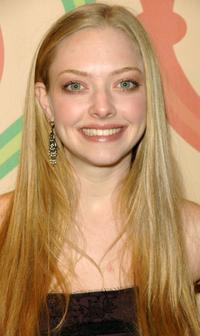 Amanda Seyfried at the HBO's Post Golden Globe after party.