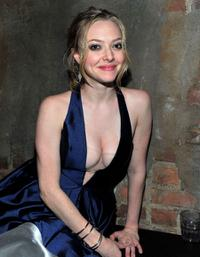 Amanda Seyfried at the after party of the California premiere of