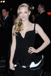 Amanda Seyfried at the world premiere of