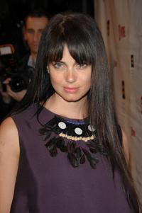 Mia Kirshner at the season 5 premiere party for