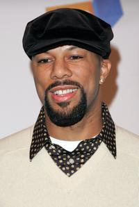 Common at the BETs 106 and Park.