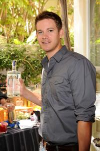 Bryce Johnson at the DPA pre-Emmy Gift Lounge.