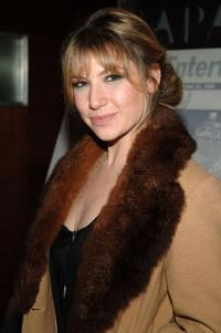 Ari Graynor at the after party of the New York premiere of