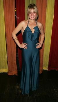 Ari Graynor at the after party of the opening night of