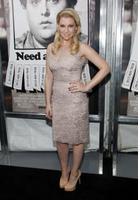 Ari Graynor at the New York premiere of