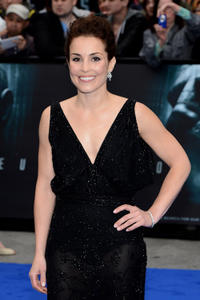 Noomi Rapace at the World premiere of