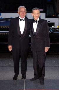 Jack Klugman at NBC NBC for the 75th Anniversary celebration.