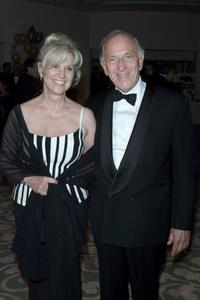 Jack Klugman and Peggy at the Hollywood's Gala Salute to Milton Berle' to celebrate his 93rd birthday.