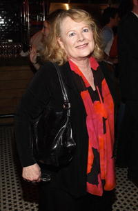 Shirley Knight at the afterparty for the Opening of