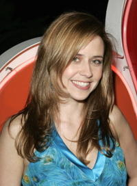 Jenna Fischer at the NBC TCA Party in Los Angeles, California.