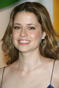 Jenna Fischer at the NBC Primetime Preview 2006-2007 in New York City.