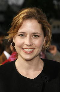"""Jenna Fischer at the West Coast premiere of """"The Last Mimzy"""" in Los Angeles."""