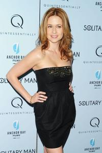 Jenna Fischer at the New York premiere of