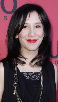 Sibel Kekilli at the Hugo Boss Show during the Mercedes Benz Fashion Week Autumn/Winter 2011 in Germany.