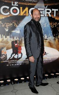 Kad Merad at the premiere of