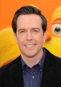 Ed Helms at California premiere of