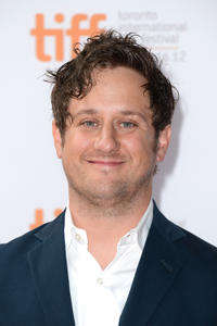 Christopher Fitzgerald at the premiere of