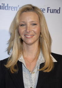 Lisa Kudrow at the Children's Defense Fund's 17th Annual 'Beat the Odds' Awards in Beverly Hills.