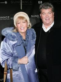 Diane Ladd & her husband Robert Hunter at the Sundance Film Festival.