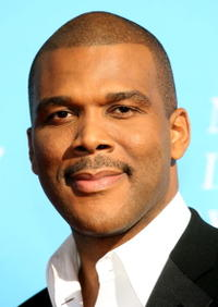 Tyler Perry at the 38th annual NAACP Image Awards in Los Angeles, CA.
