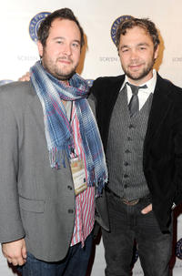 Producer Thomas Mahoney and Mark Kelly at the Screen Actors Guild and SAGIndie Breakthrough Filmmakers party during the AFI FEST 2010 in California.