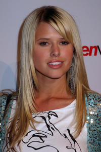 Sarah Wright at the Teen Vogue Young Hollywood party in California.