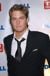 Jake McDorman at the TV Guide's Second Annual Emmy after party.