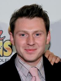Keir O'Donnell at the world premiere of