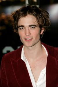 Robert Pattinson at the world premiere of