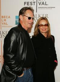 Jessica Lange and Sam Shepard at the 5th Annual Tribeca Film Festival.