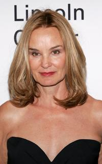 Jessica Lange at the ceremony in her honor at the Film Society of Lincoln Center.