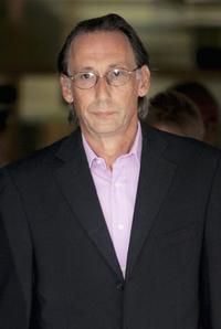 Chris Langham at the Sevenoaks Magistrates Court in England.