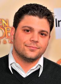 Jerry Ferrara at the HFPA Salute To Young Hollywood Party.