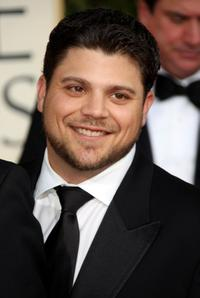 Jerry Ferrara at the 66th Annual Golden Globe Awards.