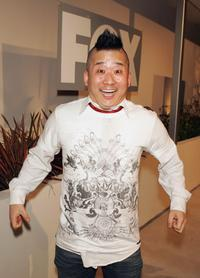 Bobby Lee at the White Hot Winter on Fox TCA party.