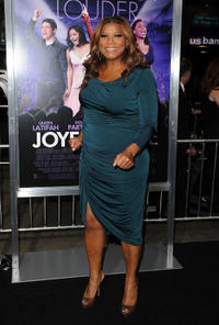 Queen Latifah at the world premiere of