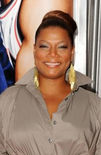Queen Latifah at the New York premiere of
