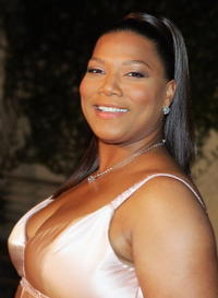 Queen Latifah at the L.A. premiere of