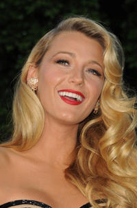 Blake Lively at the California premiere of